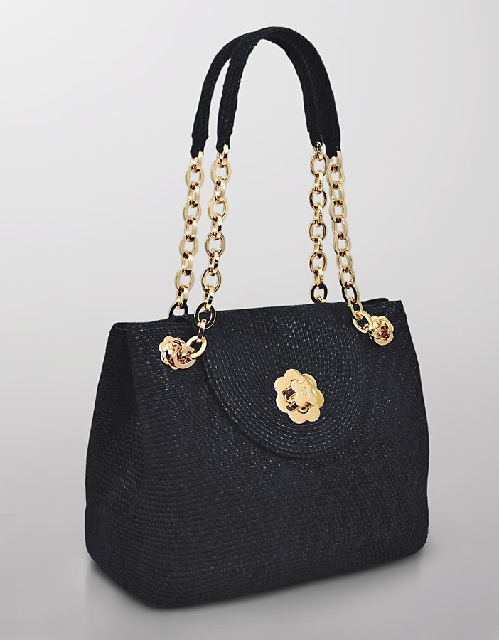 Eric Javits Lil' Shenia Shopper Bag