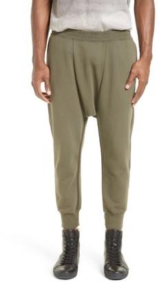 Men's Drifter Sanctum Crop Sweatpants $180 thestylecure.com