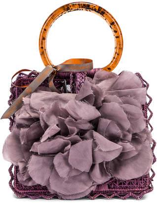 Silvia Tcherassi Salgar Bag in Lavender | FWRD
