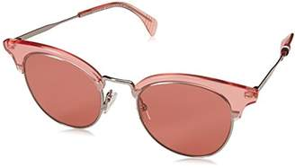 Tommy Hilfiger Women's Th1539s Oval Sunglasses