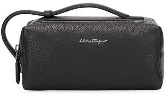 c900380bef Salvatore Ferragamo Men s Firenze Leather Toiletry Bag