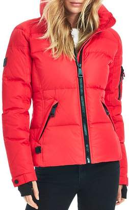 9ae430d3181 Matte Freestyle Short Down Puffer Coat