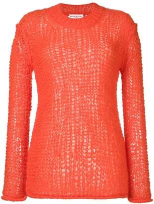 Sonia Rykiel loose knit jumper