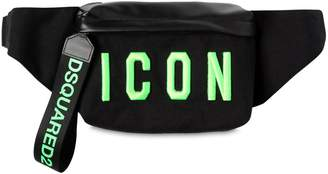 DSQUARED2 Icon Embroidered Tech Belt Pack