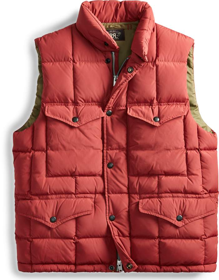 Ralph Lauren Quilted Down Vest