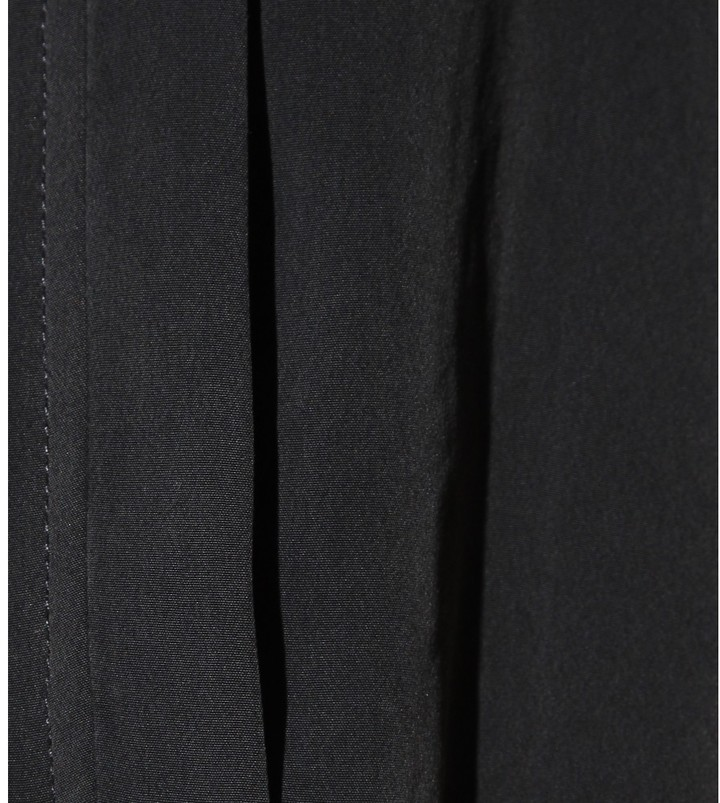 Helmut Lang Washed-crepe bomber jacket