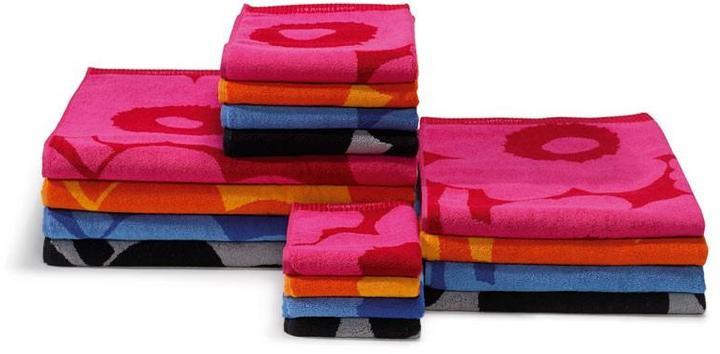 Marimekko - unikko towels by marimekko