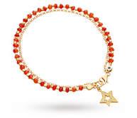 Astley Clarke Carnelian Shooting Star Biography Bracelet