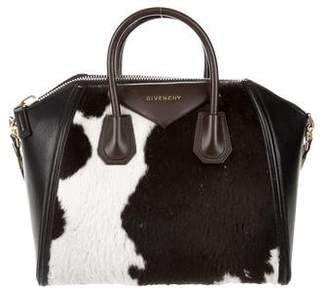 Givenchy Ponyhair Medium Antigona Satchel