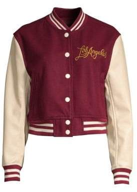 KENDALL + KYLIE Los Angeles Letterman Jacket