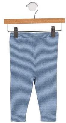 Burberry Boys' Striped Cashmere Bottoms