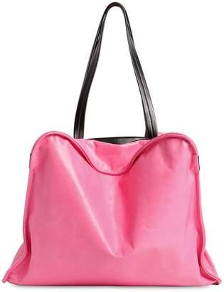 Marni Small Cushion Leather Tote Bag