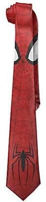 Spiderman IAIAYA Super Hero Men's Neck Tie / New Novelty Necktie Skinny Ties