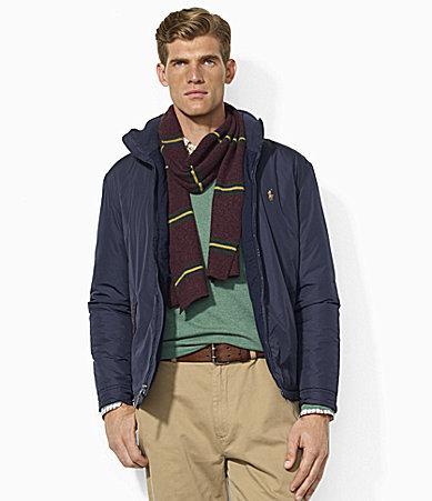 Polo Ralph Lauren Big & Tall Stratford Windbreaker