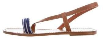Missoni Striped Print Sandals w/ Tags