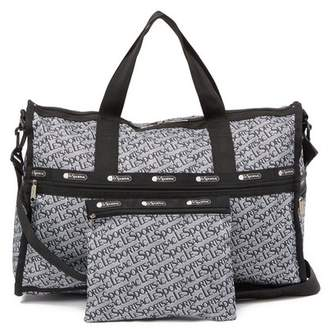 Le Sport Sac Rebecca Weekend Duffle Bag