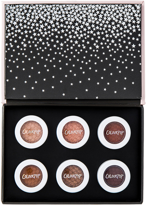 ColourPop x REVOLVE Eye Shadow Kit $30 thestylecure.com