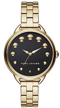 Marc Jacobs Women's Betty Gold-Tone Watch - MJ3494