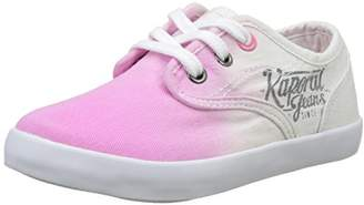 Kaporal Unisex-Child Trainers Pink Size: 28