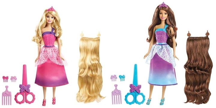 Mattel Barbie Endless Hair Kingdom Longest Locks Doll
