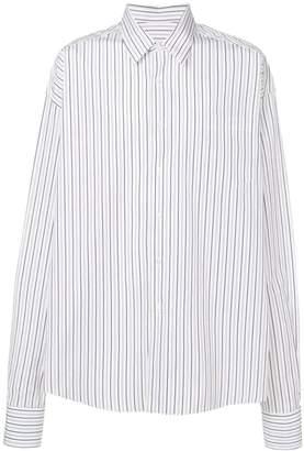 Ami Alexandre Mattiussi oversize long sleeve shirt