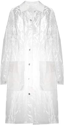 Rains transparent raincoat