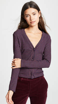 Liana Clothing The Audrey Cardigan Top