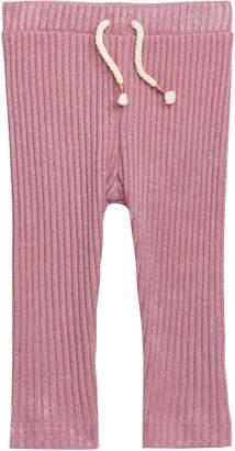 Peek Essentials Peek Shimmer Ribbed Leggings