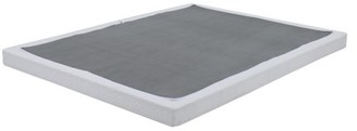 Modern Sleep Hercules Instant Folding Mattress Foundation Low Profile 4-Inch Box-Spring Replacement, Multiple Sizes