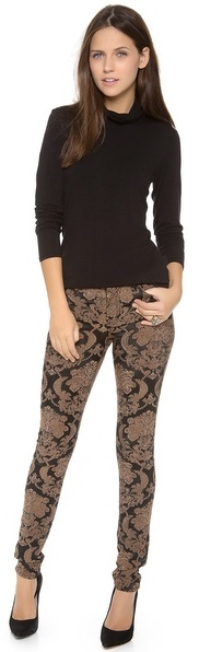 7 For All Mankind The Jacquard Pants