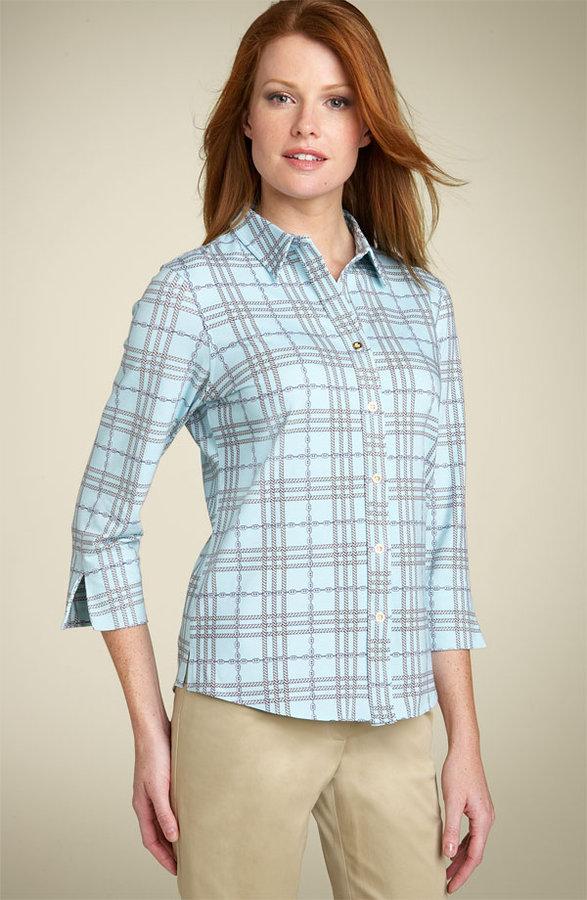 Foxcroft Knit Shirt