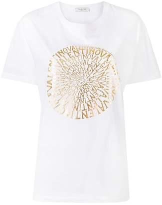 Valentino multi logo T-shirt