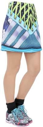 adidas By Mary Katrantzou Printed Neoprene Skirt