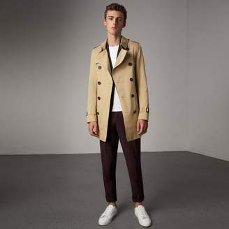 Burberry The Sandringham - Mid-length Trench Coat