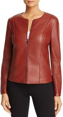 Bagatelle Faux Leather Jacket - 100% Exclusive