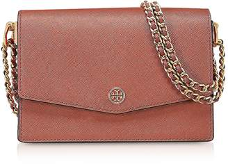 Tory Burch Tramonto Robinson Leather Mini Shoulder Bag
