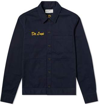 Universal Works Twill Uniform Shirt Jacket