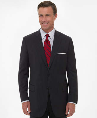 Brooks Brothers Two-Button Suiting Essential Stripe Jacket