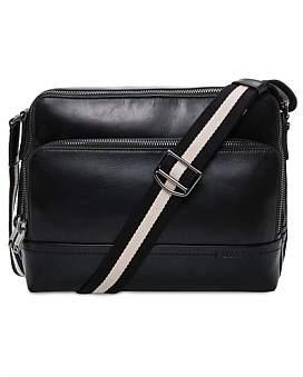 Bally Trainspotting Novo East West Messenger Reporter Bag