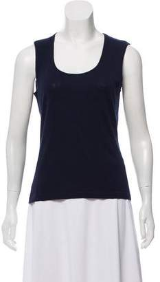 Malo Scoop Neck Tank Top