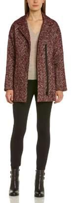 Kookai Women Manteau oversize Long Coat Long sleeve Coat - - 8