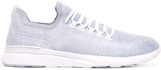 APL Athletic Propulsion Labs Techloom Breeze Mesh Sneakers - Light gray
