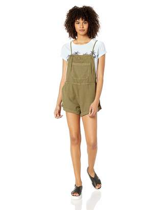 Billabong Women's Wild Pursuit Overall, M