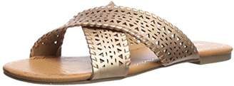 Report Women's GLAINE Flat Sandal