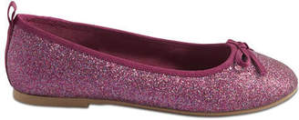 Joe Fresh Kid Girls Glitter Flats