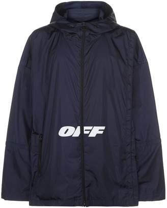 Off-White Wing Off Windbreaker Jacket