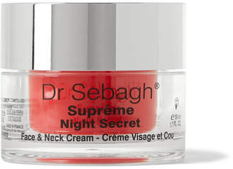 Dr Sebagh Supreme Night Secret, 50ml