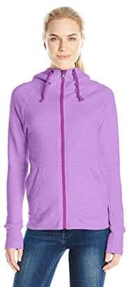 Champion Women's Fleece Full-Zip Hoodie $21 thestylecure.com