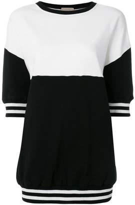 Alice + Olivia (アリス オリビア) - Alice+Olivia カラーブロック スウェットシャツ