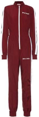 Palm Angels Zip-front jumpsuit